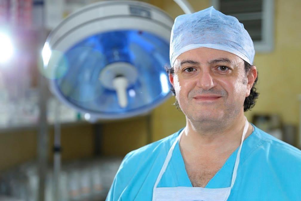 دكتور علي شفيق